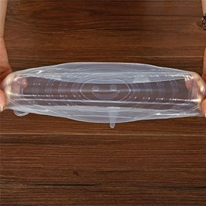 Plastic Wrap - Silicone Sealed Bowl Cover